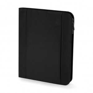 Eclipse iPad™/Tablet Document Folio Black One Size