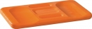 Kniekissen L440xB240xS30mm, orange