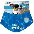 All for Paws Chill Out Ice Bandana- kühlendes Halstuch für Hunde S