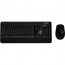 Microsoft Tastatur-Maus-Set Wireless Desktop 3050 PP3-00008